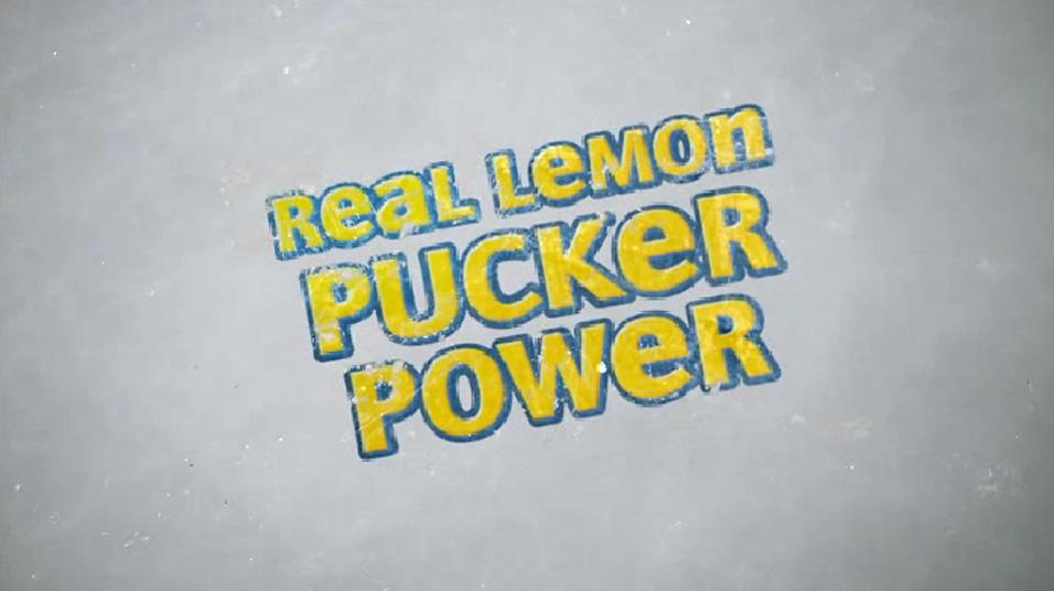 Lemonhead TV spot