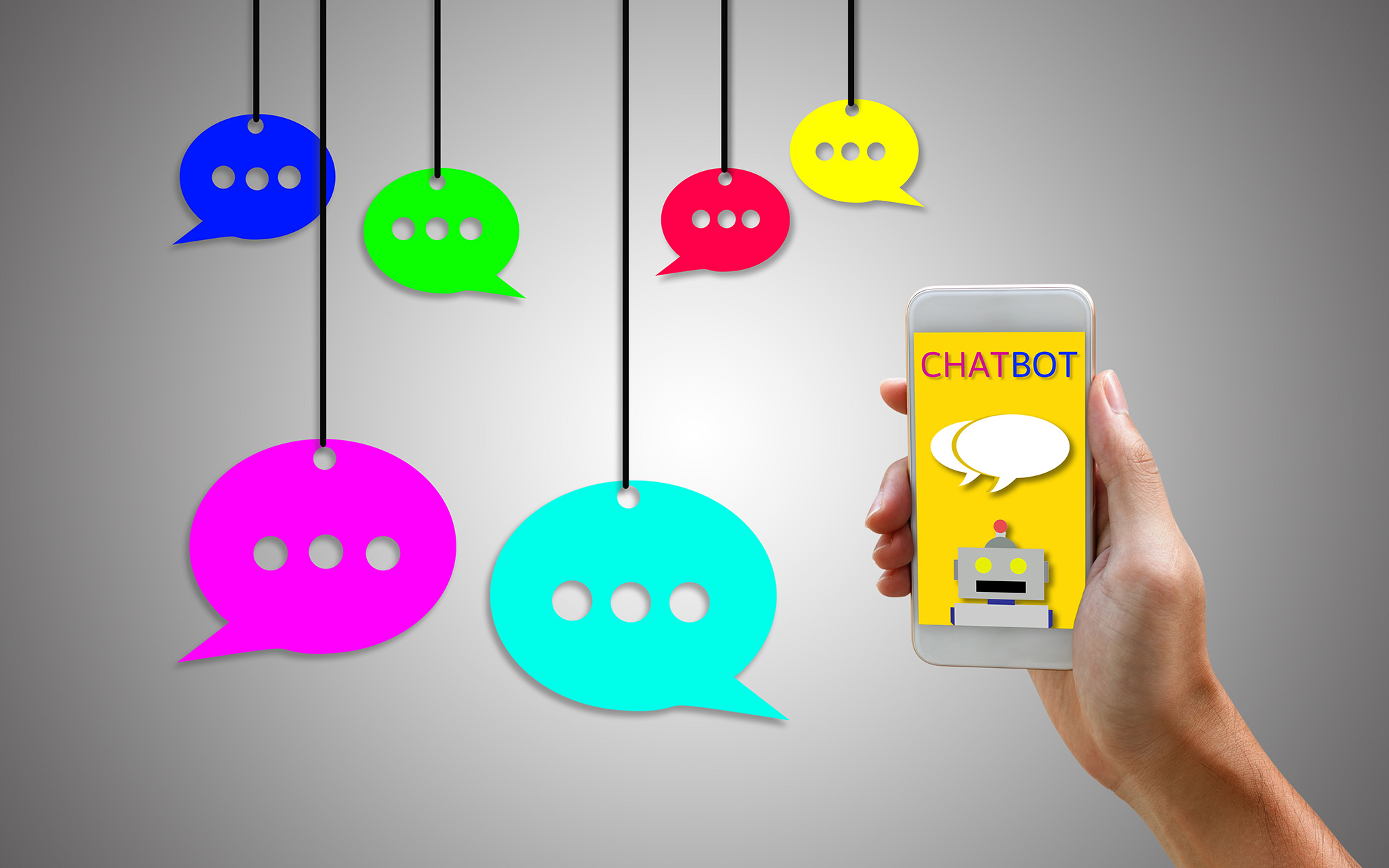 ROBOT OVERLORDS: PREPARE FOR THE CHATBOT INVASION