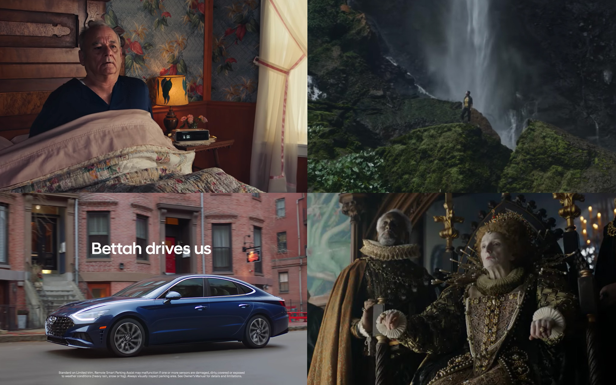 SMALL AGENCY THOUGHTS ON THIS YEAR'S BIG GAME SPOTS